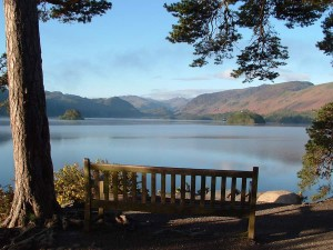 Derwentwater viewed from Friars Crag