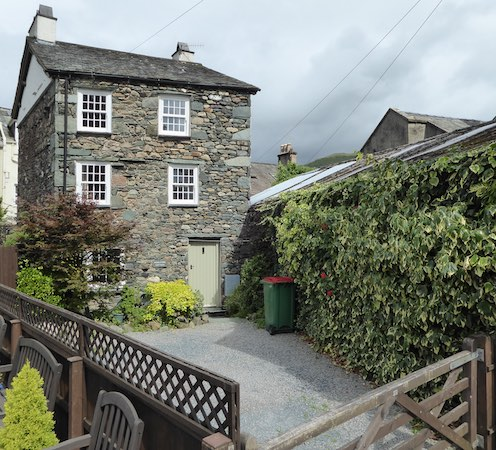 Woolstore Cottage self catering accommodation in Keswick in the Lake District, Cumbria, UK